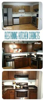 how to restain kitchen cabinets how to gel stain kitchen cabinets stained kitchen cabinets