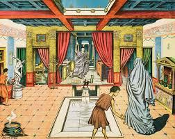 a rich man u0027s house in ancient rome by stuart boyle the ancient