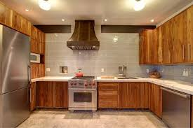 Simple Innovative Wood Kitchen Cabinets Mesmerizing Modern Wood - Modern wood kitchen cabinets