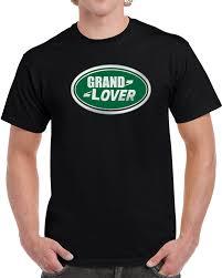 land rover logo lover land rover logo range rover t shirt