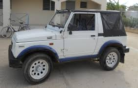 suzuki samurai perfect island car suzuki samurai very reliable