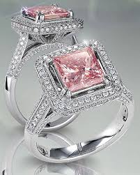 pink wedding rings 50 classic jewels from pink diamond ring diamond