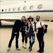 Arizona travel companions images Alessandra ambrosio shows her spirit in arizona t shirt before jpg