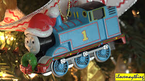 friends the tank engine ornament