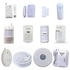 Curtain Motion Detector Wireless Smoke Gas Detector 433mhz Infared Pir Curtain Motion