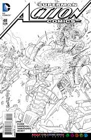 marvel in comic strip coloring pages eson me