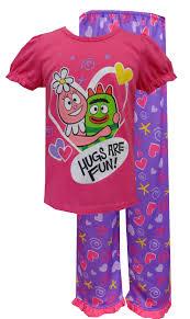 Yo Gabba Gabba Bed Set Nickelodeon Yo Gabba Gabba Brobee And Foofa Toddler Pajamas 20