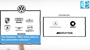 who owns peugeot car industry who owns what in the automotive industry youtube