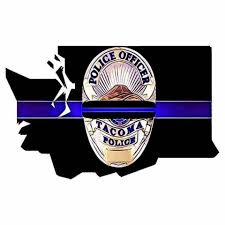 Fallen Officer Flag King5 Com Messages Of Condolences For Tacoma Officer From Officials