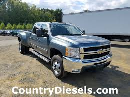 2008 used chevrolet silverado 3500hd ltz drw at country diesels