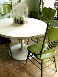 Best Painted Kitchen Tables Images On Pinterest Painted - Painting kitchen table