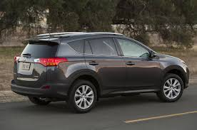 toyota sport utility vehicles 2015 toyota rav4 reviews and rating motor trend