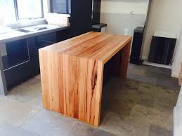 kitchen bench island custom made timber bench tops bringing warmth to your kitchen
