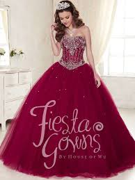 burgundy quince dresses 56305 sweetheart beaded gown dress promheadquarters