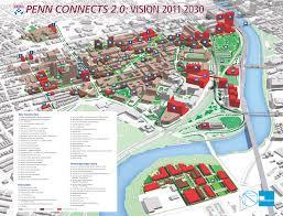 Penn State Main Campus Map by 07 17 12 Penn Connects 2 0 Vision 2011 2030 Almanac Vol 59