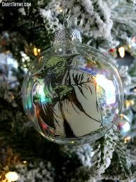wars christmas wars christmas ornaments diy craft thyme