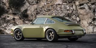 porsche singer 911 revel in the glory of the newest porsche 911 reimagined by singer