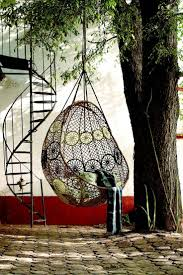 78 best wicker hanging chair images on pinterest swing chairs