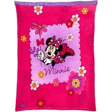 disney minnie mouse toddler blanket walmart