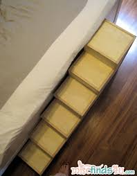 diy pet stairs simple steps you can make yourself pets mine