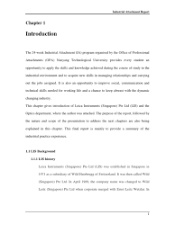 report writing sample for students sample of industrial attachment report interference wave sample of industrial attachment report interference wave propagation atomic