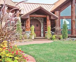 Preparing Your Home For Spring Preparing For Log Home Spring Maintenance