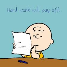 happy thanksgiving charlie brown quotes hard work peanuts pinterest snoopy and peanuts gang