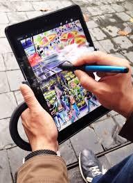 sketching with an ipad u2014 sketcherman com