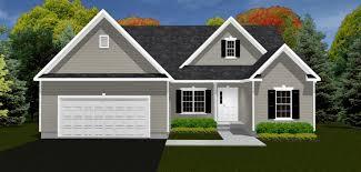Covington Floor Plan by Mohawk Hills Development Judith Ann Realty Inc