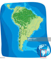 South America Maps by South America Map Vector Art Getty Images