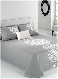 jeté de canapé alinea jet de lit blanc boutis couvre lit dessus de lit jet de lit becquet