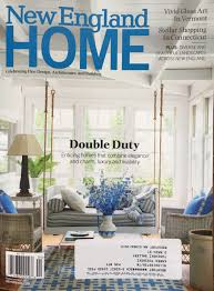 Beautiful Homes Magazine Pebble Beach Painting Featured In New England Home Magazine March