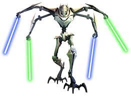 fanclub we are not droids the official general grievous