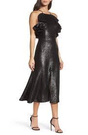 women u0027s black halter dresses nordstrom