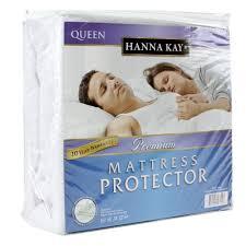 queen size 100 waterproof matress pad protector hypoallergenic
