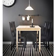 Esszimmergarnitur Ikea Tisch Esszimmertisch Esstisch Küchentisch 75 120 Massiv