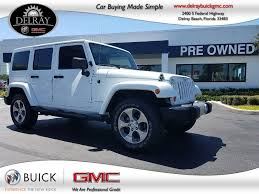 jeep wrangler beach pre owned 2013 jeep wrangler unlimited sport utility vehicle in