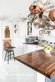 Cheap Kitchen Countertop Ideas by Best 20 Walnut Butcher Block Ideas On Pinterest Wood Kitchen