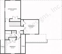 vidalia daylight basement plan narrow floor plan