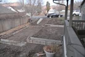 digging out a basement floor u2014 new basement and tile