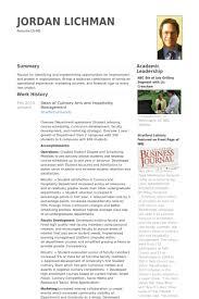 hospitality resume template 2 hospitality resume sles visualcv resume sles database