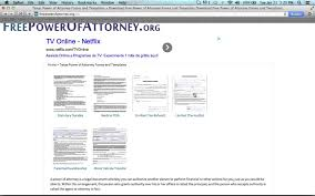 Free Durable Power Of Attorney Form Download by How To Write A Texas Power Of Attorney Form Youtube