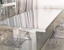 mesmerizing mirrored coffee table with dining beautiful mirrored dining tables mesmerizing mirrored