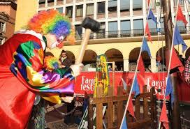 family festival in bolzano italy