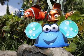 new finding nemo merchandise swims into disney parks s
