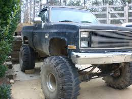 mud truck for sale 1985 chevy 4x4 lifted on 44
