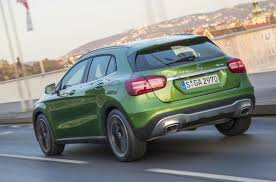 mercedes gla amg mercedes gla 200 out and about in the amg suv the independent