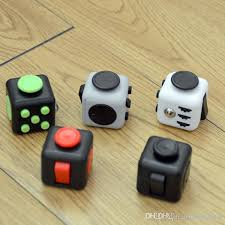 cool fidget cube games stress relief toys for kids adults desk