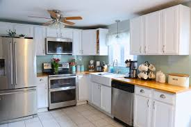 Adding Crown Molding To Your Kitchen Cabinets  Weekend Craft - Kitchen cabinets moulding