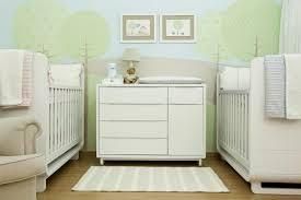 décoration de chambre bébé imaginer meubler et décorer la chambre bébé jumeaux idéale